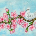 14126470-Hand-painted-picture-watercolours-in-tradition-of-ancient-Chinese--Stock-Photo